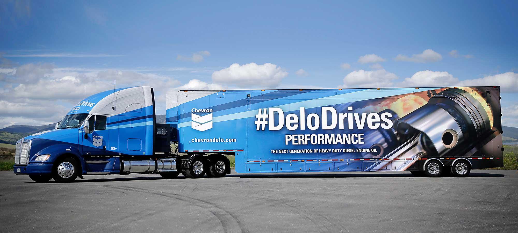 Delo Truck Tour